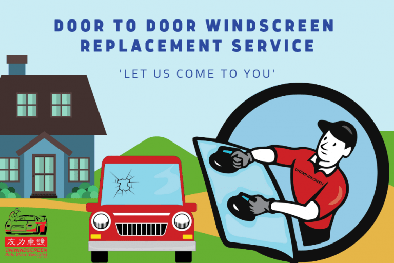 Windscreen cracked but no time to repair ?