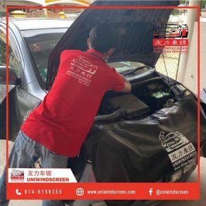 windscreen door to door service